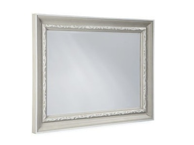 ART Furniture Chateaux Landscape Mirror - Grey 213120-2023