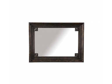 ART Furniture Collection One Champlain Landscape Mirror - Espresso 217121-2615
