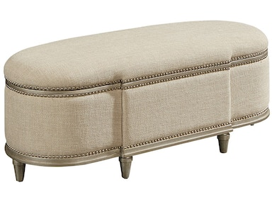 ART Furniture Morrissey Rhodes Storage Bench 218149-2727