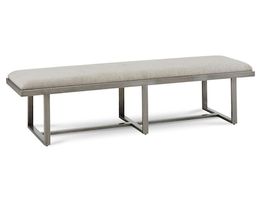 ART Furniture Epicenters - Silver Lake Narrow Bench 223372-1227