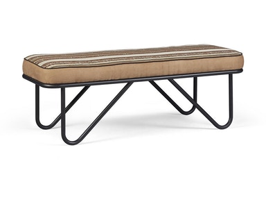 ART Furniture Epicenters Austin Blackhawk Bench 235149-1215