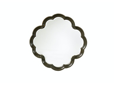 ART Furniture Continental - Round Mirror - Vintage Continental 237123-2615