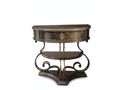 ART Furniture Continental - Nightstand - Vintage Continental/ Glazed 237140-2615