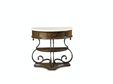 ART Furniture Continental - Nightstand - Weathered Nutmeg/ Glaze 237140-2624