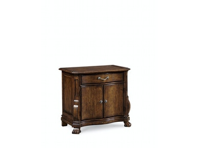 ART Furniture Continental - Nightstand - Weathered Nutmeg 237142-2624