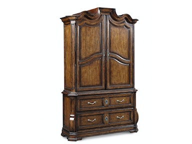 ART Furniture Continental - Armoire - Weathered Nutmeg - Set 237161-2624