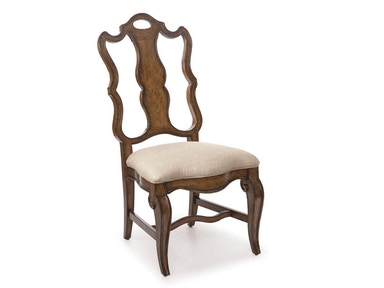 ART Furniture Continental - Splat Back Side Chair - Weathered Nu 237202-2624