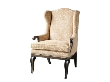 ART Furniture Continental - Wingback Arm Chair - Vintage Continental 237207-2615