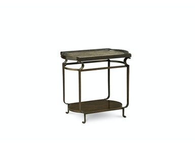ART Furniture Continental - Rec End Table - Vintage Continental 237363-2615