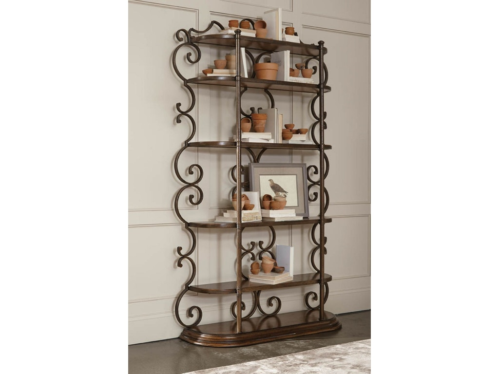 Art Furniture Home Office Continental Bookcase Etagere