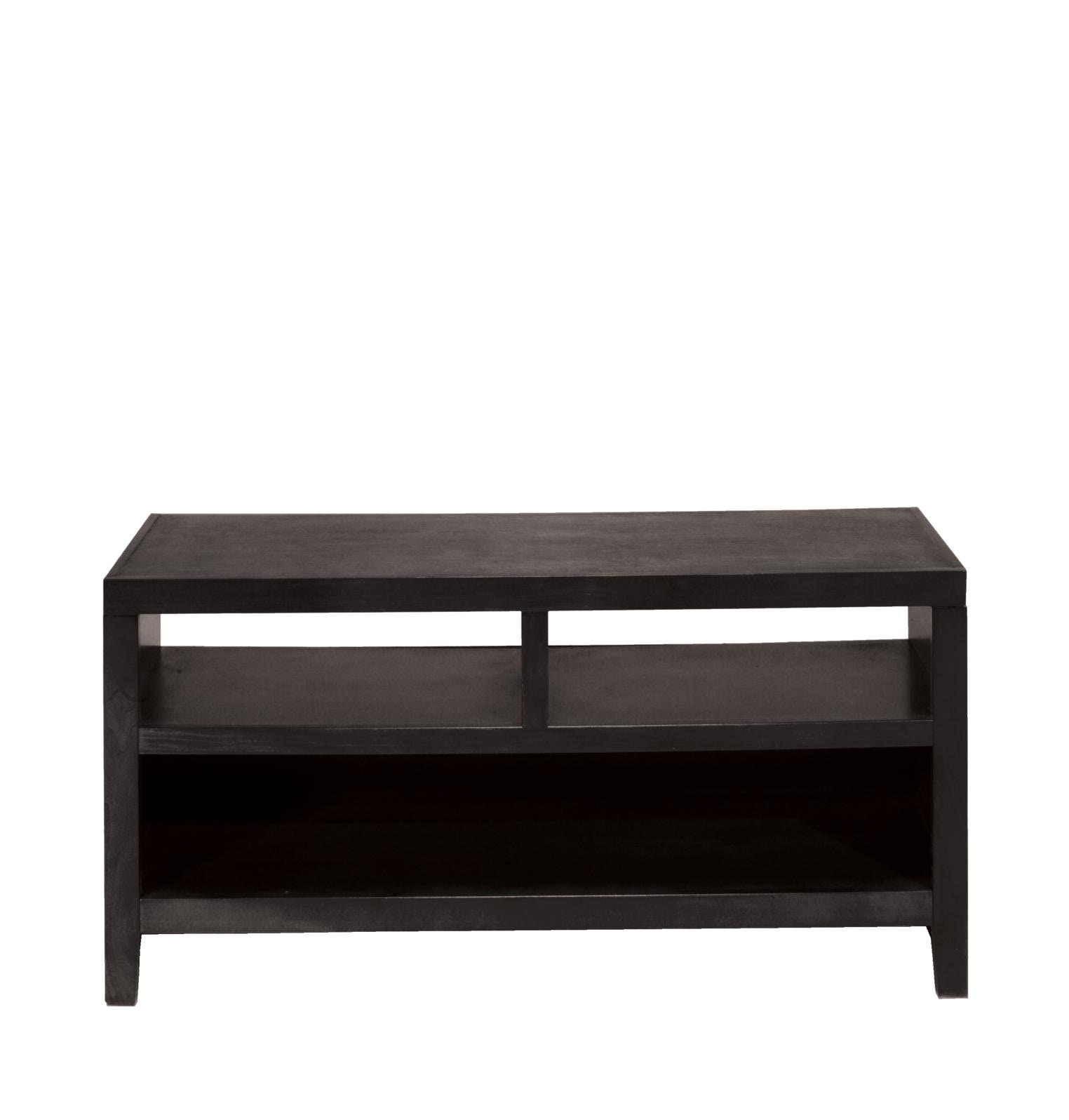 Aspenhome Furniture Essentials Lifestyle   Cherry 49 Console CL1012 BLK
