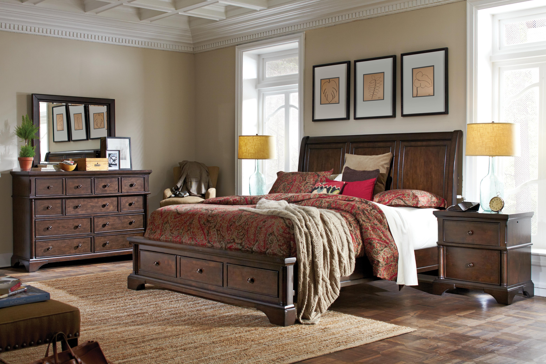 aspenhome Furniture Bancroft Chesser I08 455 aspenhome Furniture