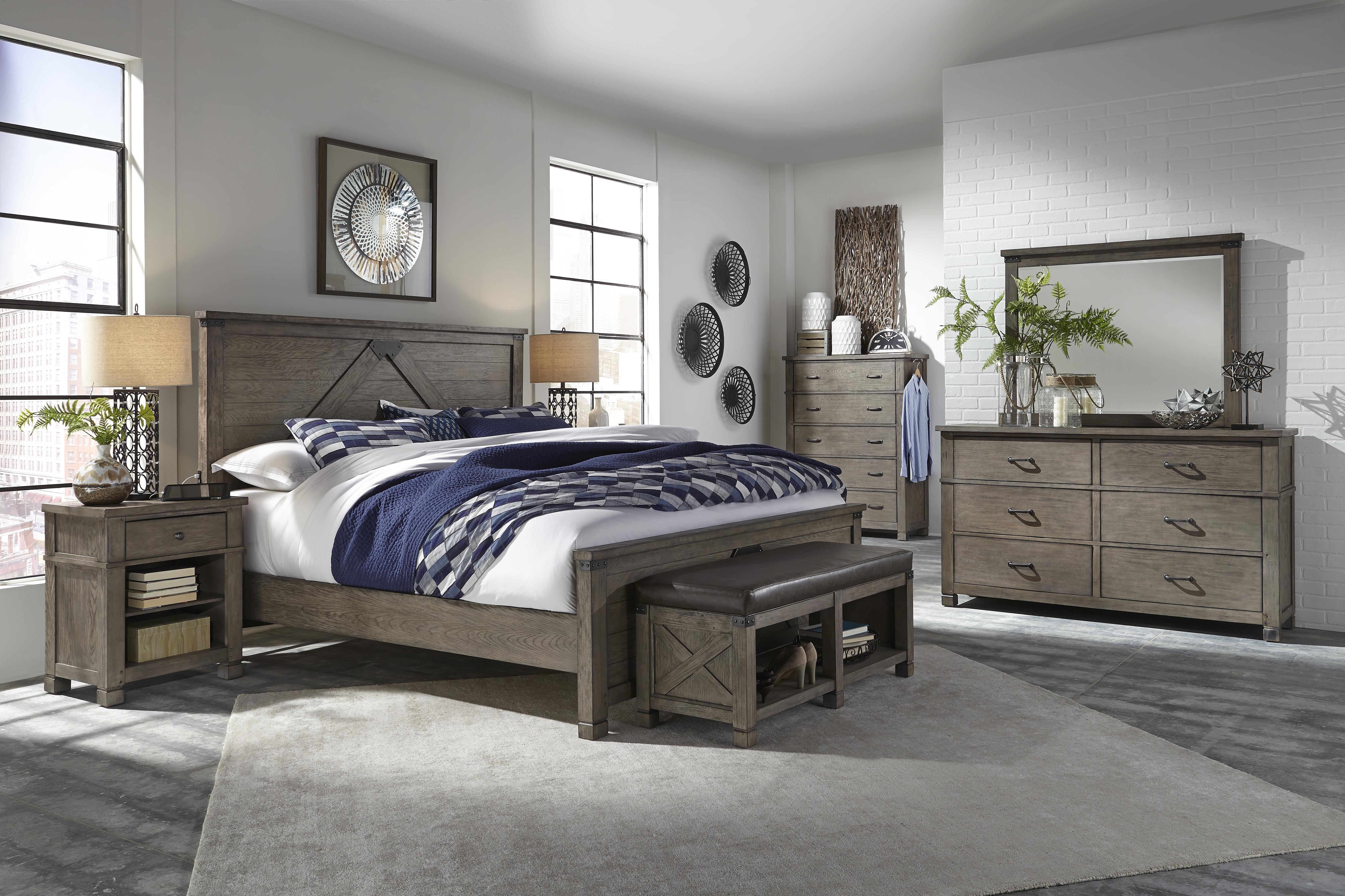 Aspenhome Furniture I45 453 Bedroom Tucker Dresser