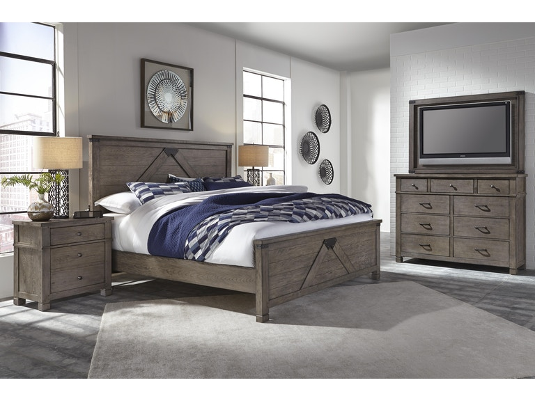 Aspenhome Furniture Tucker TV Frame With Mount For 455 I45 487