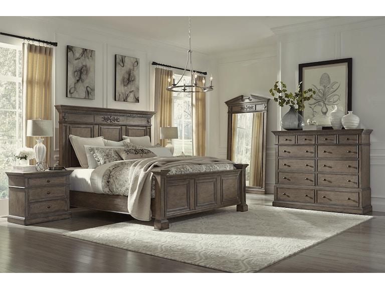 aspenhome Furniture I94-460 Bedroom Belle Maison Master Chest