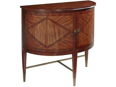 Fine Furniture Design Boulevard Demilune Cabinet 1360-104