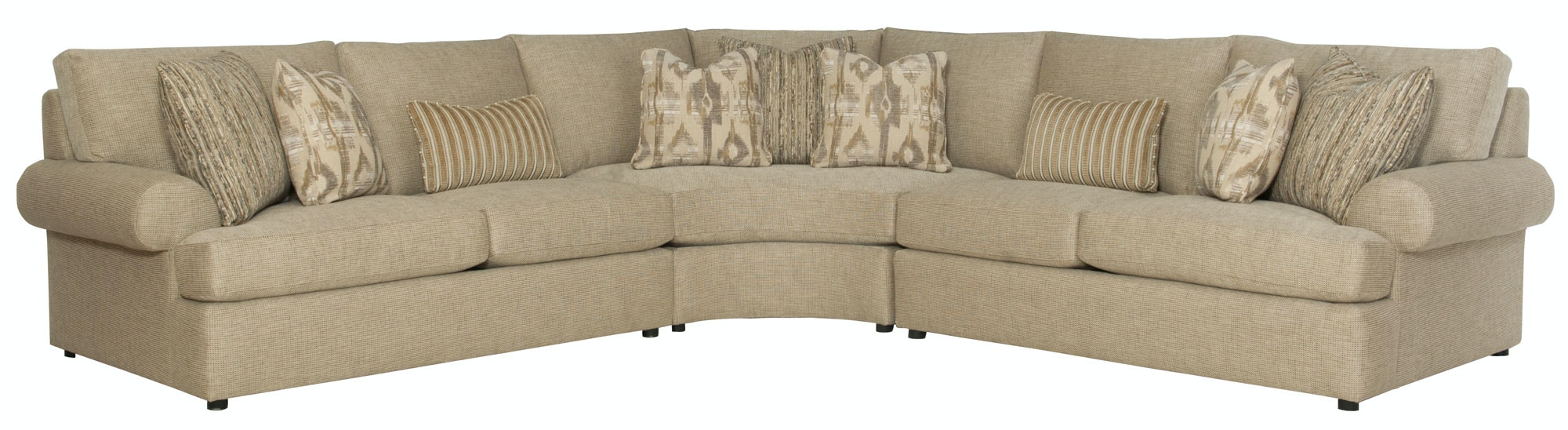 Bernhardt franco sectional bernhardt sectional sofa neat for Albany st germain sectional sofa chaise