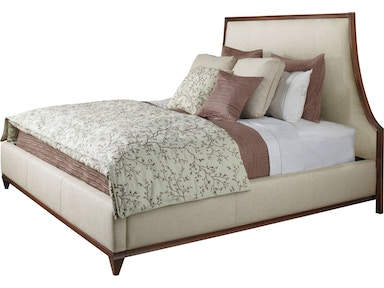 Baker Furniture Barbara Barry Lyric Queen Bed 3624Q