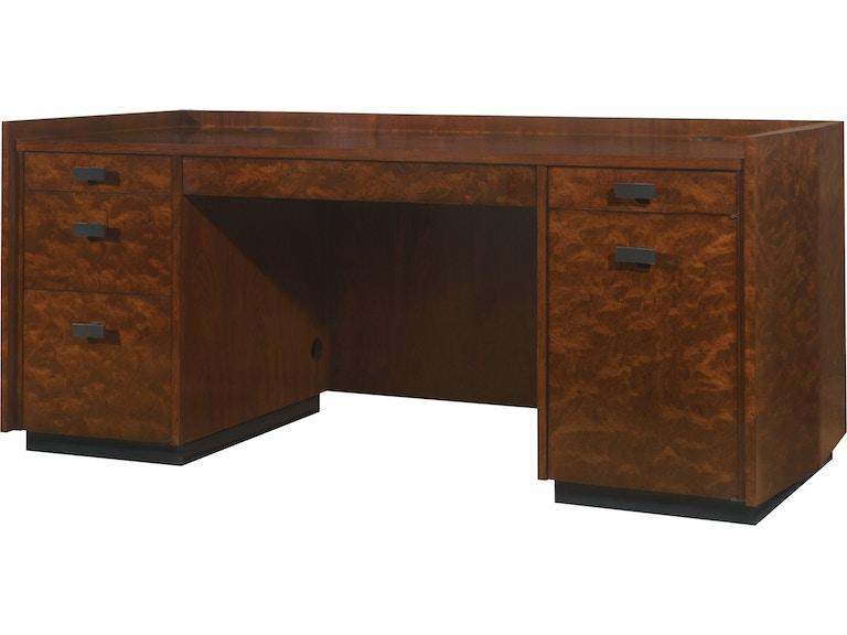 Baker Furniture Home Office Bill Sofield Normandie Desk 4088