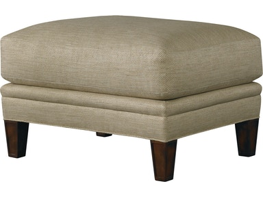 Baker Furniture Michael S Smith Churchill Ottoman 6121O