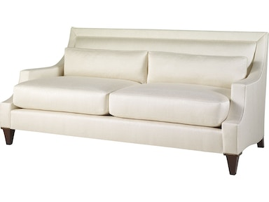 Baker Furniture Thomas Pheasant Max Loveseat 6130L