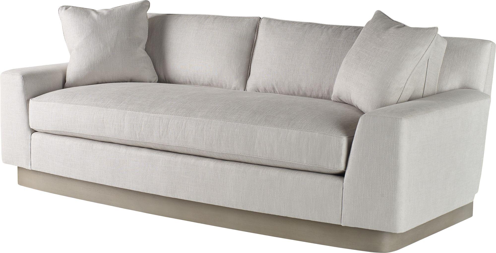 Baker Furniture 6733s Living Room Barbara Barry Laguna Sofa