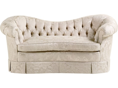 Baker Furniture Stately Homes Victorian Loveseat 834-70