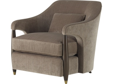 Baker Furniture Laura Kirar|Baker Designer Upholstery Hermano Chair 6114C