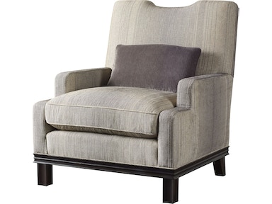 Baker Furniture Laura Kirar|Baker Designer Upholstery Luis Chair 6149C