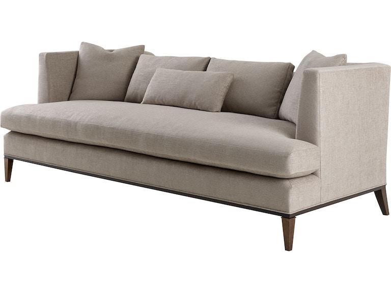 Baker Furniture Barbara Barry Designer Upholstery Presidio Sofa 6729s