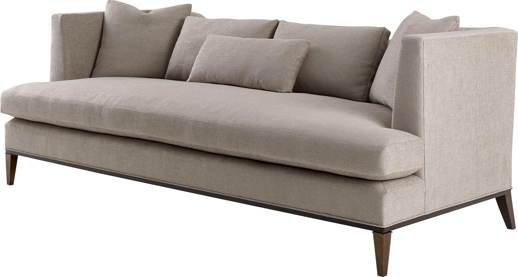 Baker Furniture Barbara Barry|Baker Designer Upholstery Presidio Sofa 6729S
