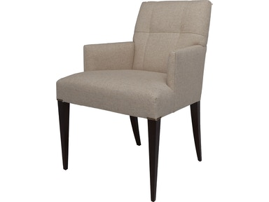 Baker Furniture Thomas Pheasant St. Germain Arm Chair 7847