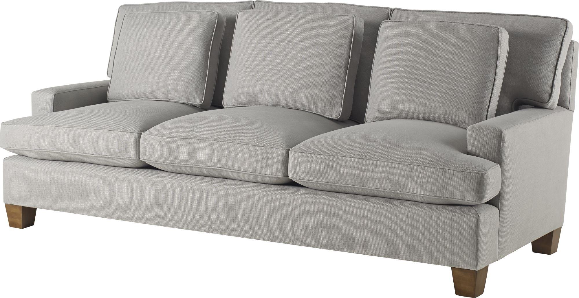 Baker Furniture Barbara Barry|Baker Designer Upholstery Modern Sofa 830 86