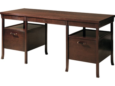 Baker Furniture Bill Sofield Bridger Library Desk 4087