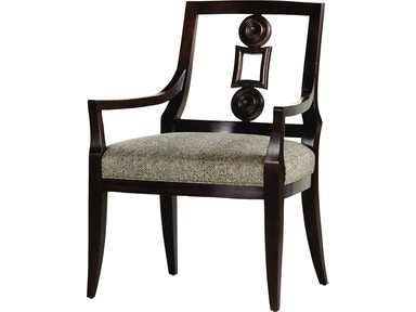 Baker Furniture Laura Kirar Vienna Arm Chair 9147 Baker