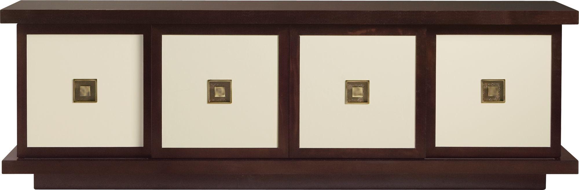 Baker Furniture 7865 Living Room Thomas Pheasant Metropolitan Cabinet