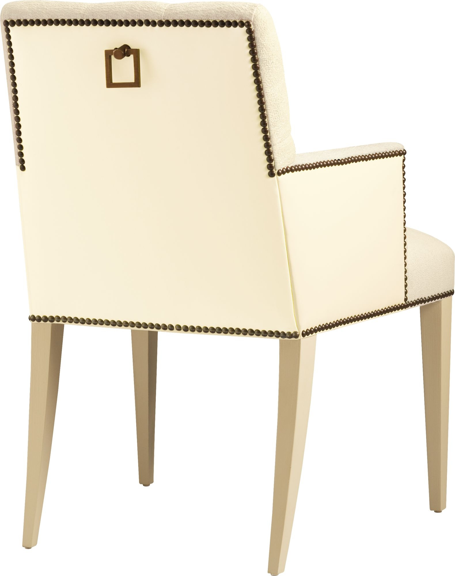 Elegant Baker Furniture Thomas Pheasant St. Germain Arm Chair 7847