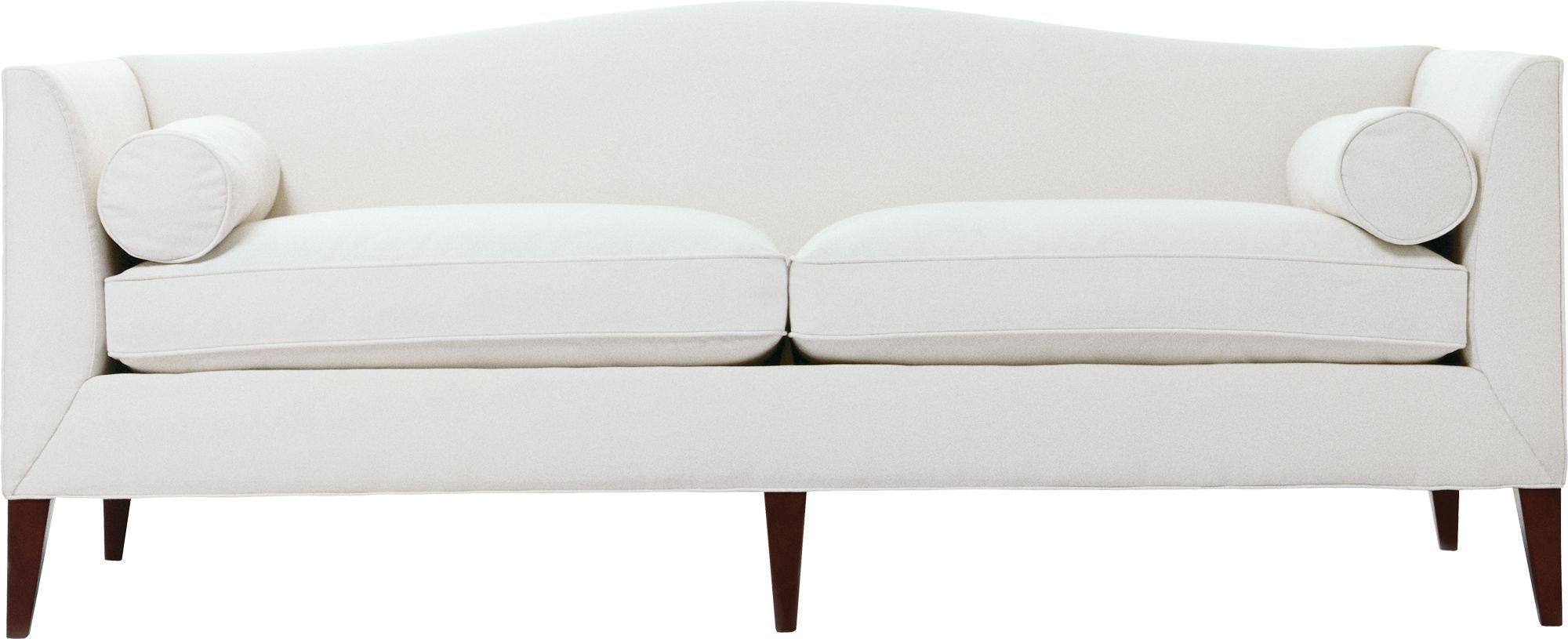 Lovely 6386 80. Baker Classics Upholstery Archetype Sofa