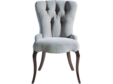 Baker Furniture Barbara Barry|Baker Designer Upholstery Tufted Chair 3494