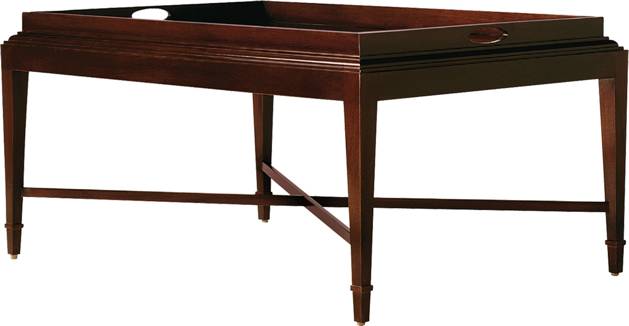 Baker Furniture Barbara Barry Tray Coffee Table 3451
