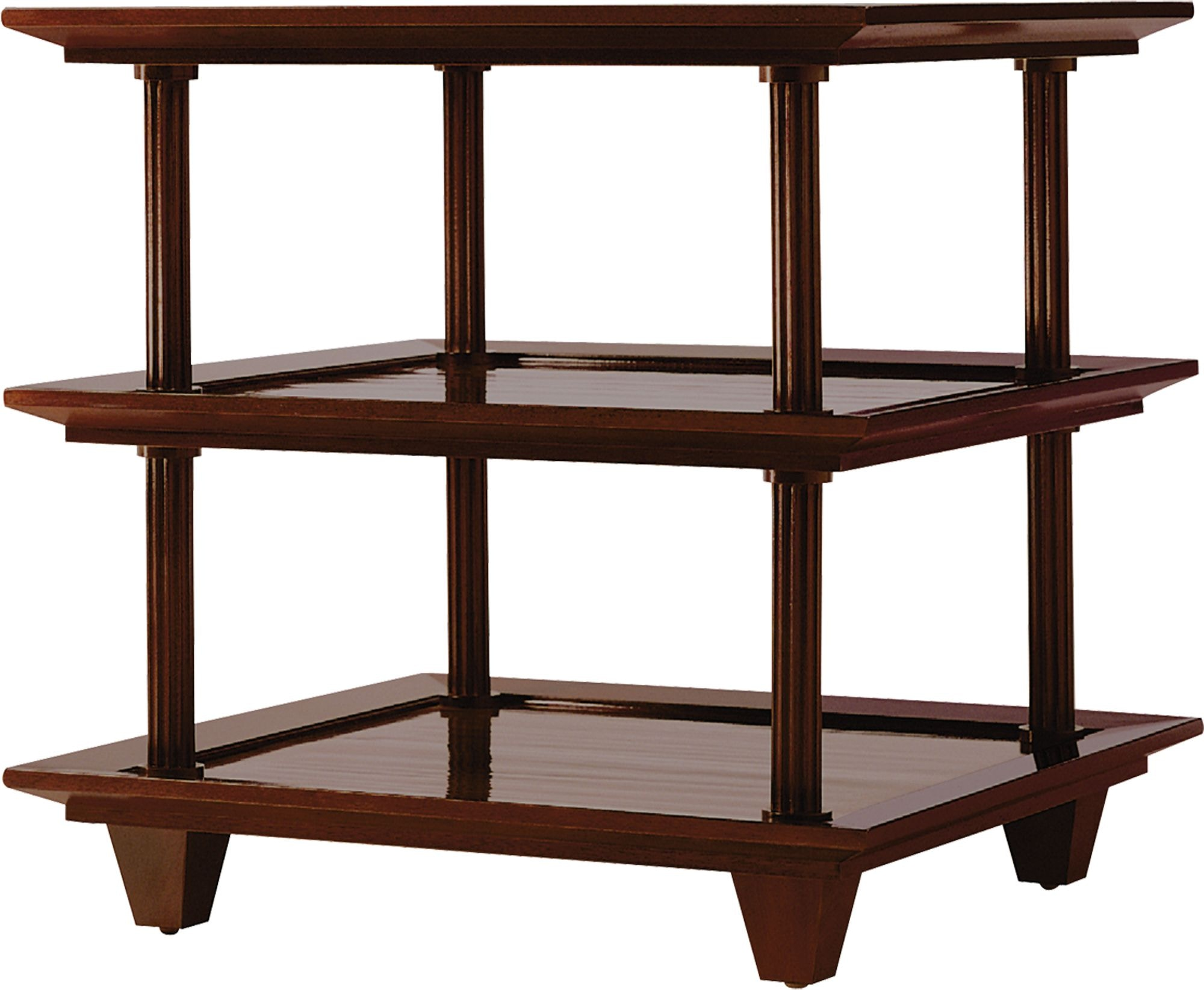 Baker Furniture Barbara Barry Three Tiered Table 3459