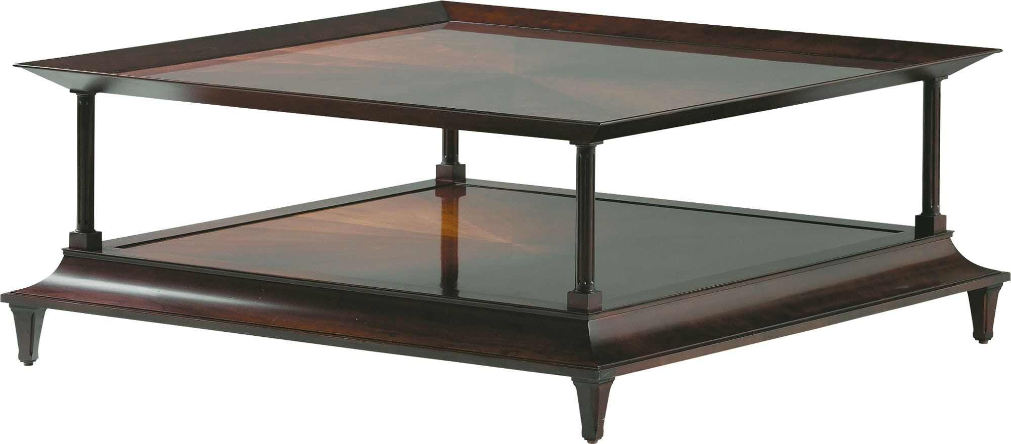 Charming Baker Furniture Jacques Garcia Coffee Table 3752
