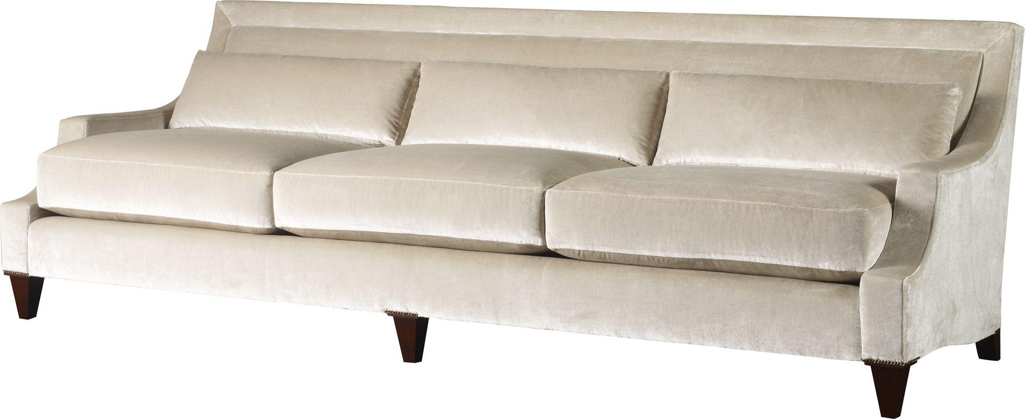 Baker Furniture Thomas Pheasant|Baker Designer Upholstery Max Sofa 6130S