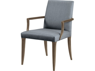 Baker Furniture Laura Kirar Charla Arm Chair 9143 Baker