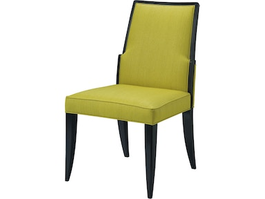 Baker Furniture Laura Kirar Abrazo Side Chair 9178 Baker