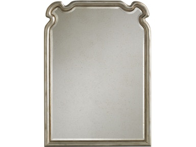 Baker Furniture Michael S Smith Howard Mirror 9812