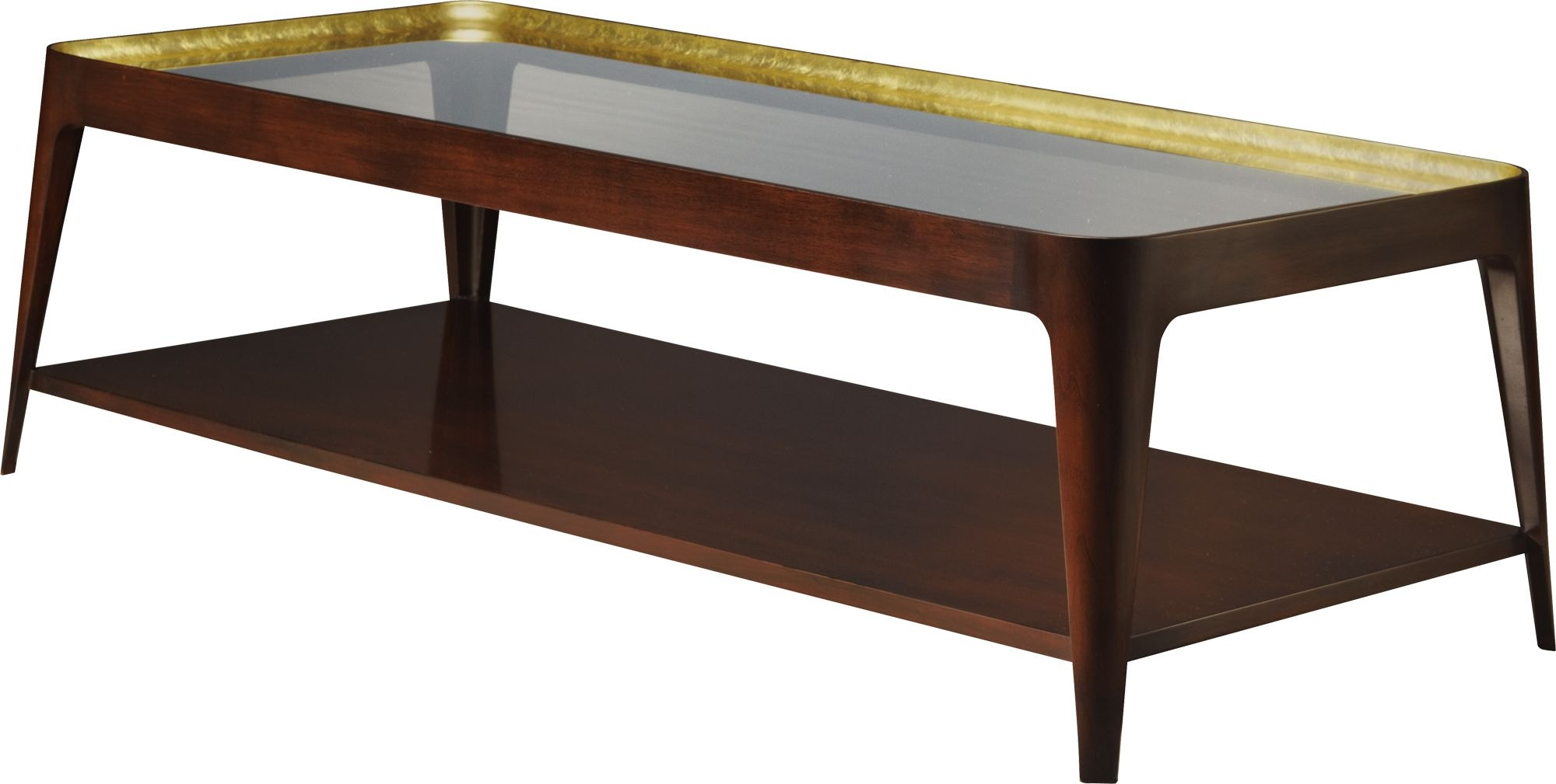 Baker Furniture 3654G Living Room Barbara Barry Shadow Coffee Table