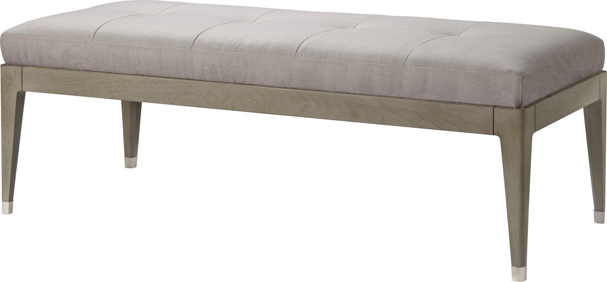 Baker Furniture Barbara Barry Modern Moment Bench 3616
