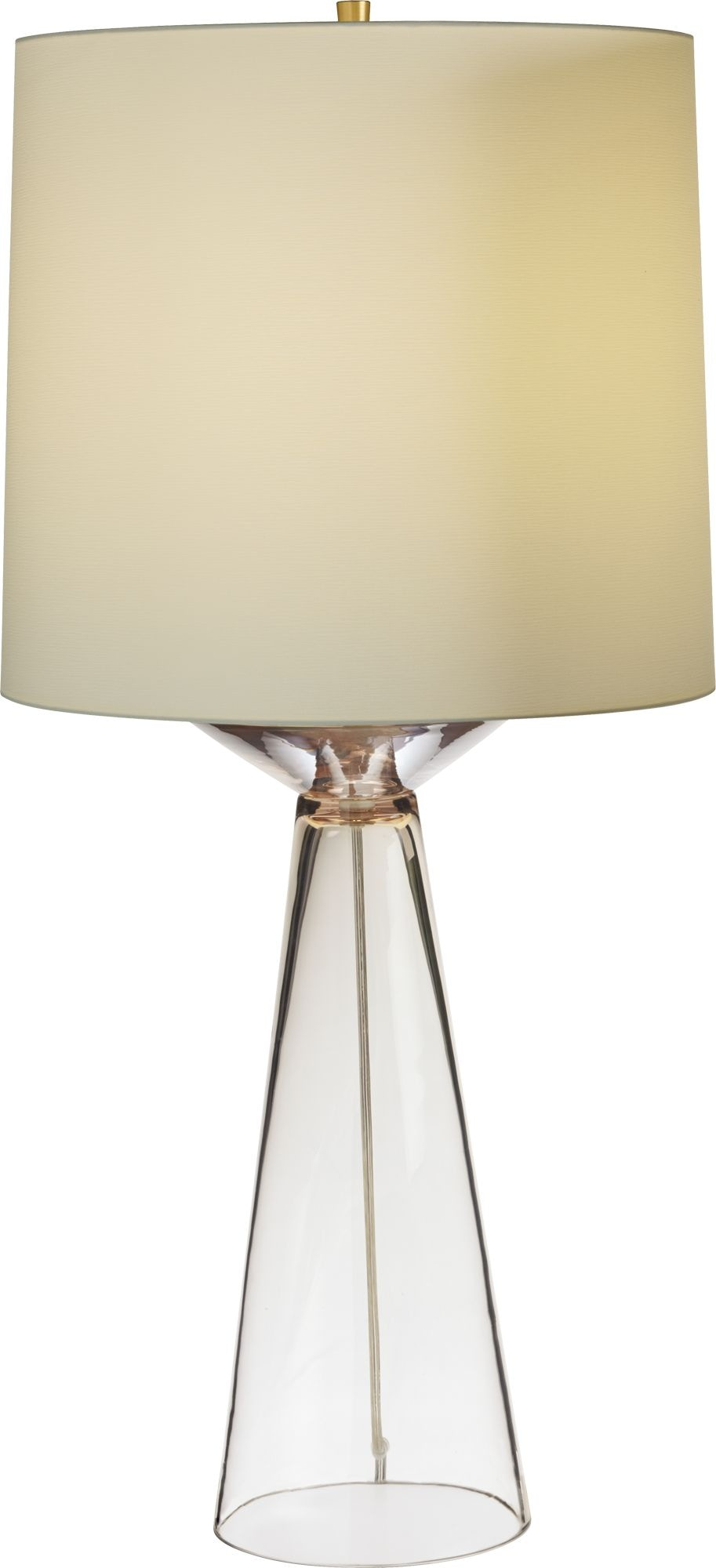 Baker Furniture Barbara Barry Waistline Table Lamp   Tall BB131