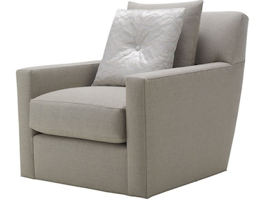 Baker Furniture Baker Classics Upholstery Evin Swivel Chair 6233C-SW